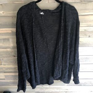 UO black sweater